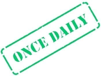 once-daily-green